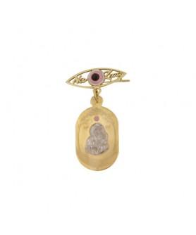 Χρυσά σκουλαρίκια 14κ. ΜΑΤ. ΣΚ1.