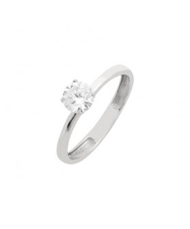 Χρυσά σκουλαρίκια 14κ. με ζιργκόν ΣΚ10.