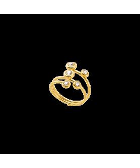 Ασημένιο δαχτυλίδι Vogue 0697101.