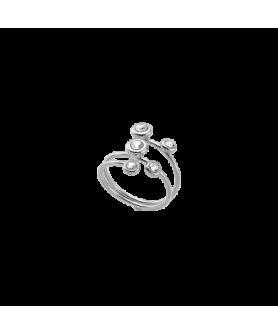 Ασημένιο δαχτυλίδι Vogue 0697103.