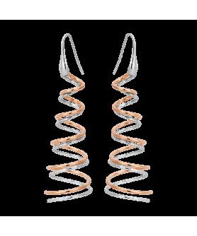 Ασημένια σκουλαρίκια Vogue 3970202.