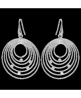 Ασημένια σκουλαρίκια Vogue 4070203.