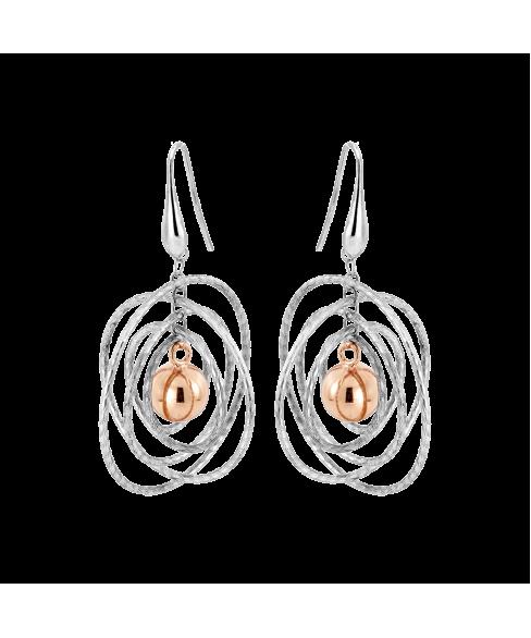 Ασημένια σκουλαρίκια Vogue 4270202.