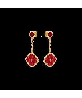 Ασημένια σκουλαρίκια Vogue 4330201.