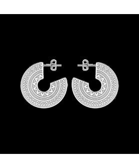 Ασημένια σκουλαρίκια Vogue 4501203.