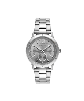 VOGUE MASTERY SILVER STAINLESS STEEL BRACELET 2020551182