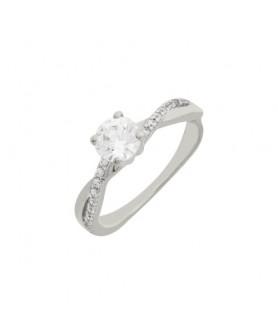 Χρυσά παιδικά σκουλαρίκια 14κ. με μπλέ και πράσινο αρκουδάκι. ΣΚ30.